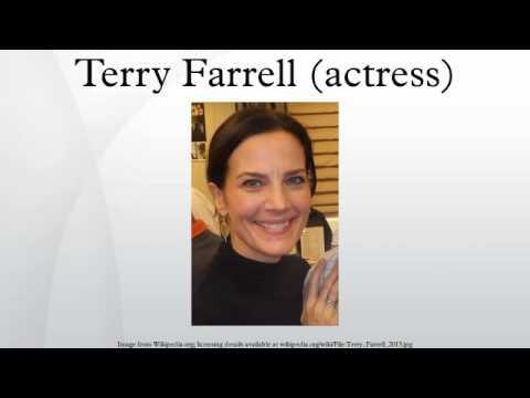 Terry Farrell (actress)