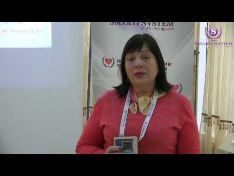 ✔ Отзыв врача о лечении тениоза (свиной цепень, солитер) приборами Smart Life. Отзыв Тамара Калиниче