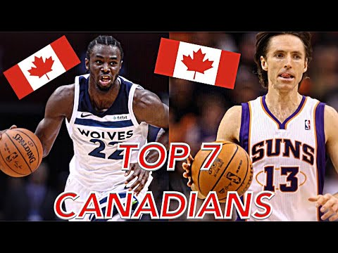 Top 7 Canadian Players In NBA History