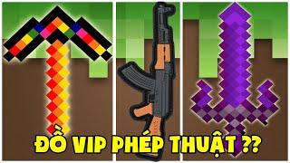 MINI GAME : ĐẠI CHIẾN ĐỒ VIP PHÉP THUẬT ??