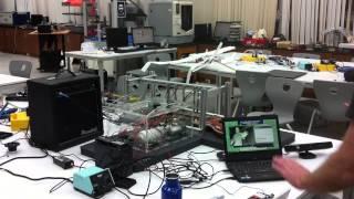 Pnumatic Robot Guitar Xbox Kinect Controller