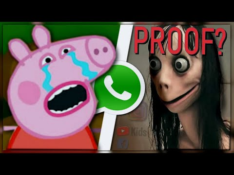 The Momo Challenge & Creepy Peppa Pig Videos PROOF? (PARENTS WATCH THIS)
