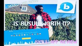 Busuu Review (Busuu opinion)