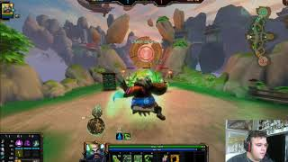 SMITE RANKED DUEL CON ZHONG KUI
