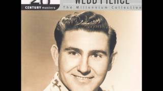 WEBB PIERCE There Stands The Glass