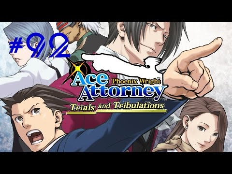Mega Sucks at Ace Attorney: Trials and Tribulations #92 - Love