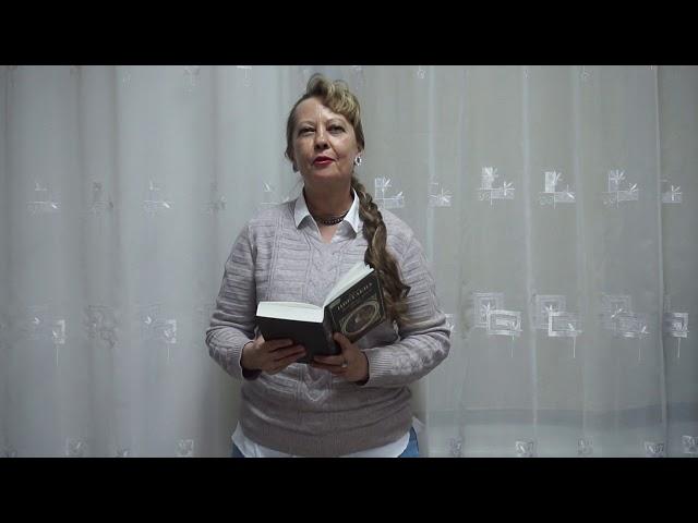 Изображение предпросмотра прочтения – НинаЧухарева читает произведение «Она подкрадется неслышно» М.И.Цветаевой