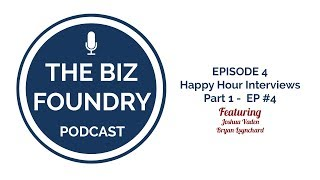 The Biz Foundry Podcast, Epsiode #4, The Entrepreneurial World of House Flipping