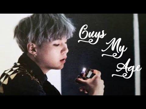 [FMV] min yoongi - guys my age