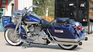 Video 2006 Road King with two 8 inch speakers; one in each saddlebag. download MP3, 3GP, MP4, WEBM, AVI, FLV Oktober 2017