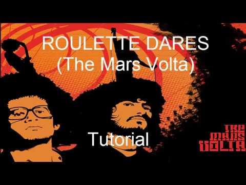 ROULETTE DARES (The Mars Volta) tutorial de guitarra eléctrica