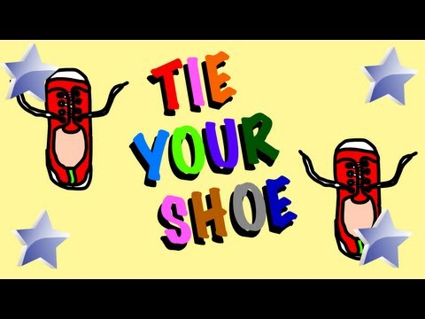 Tie Your Shoe YouTube