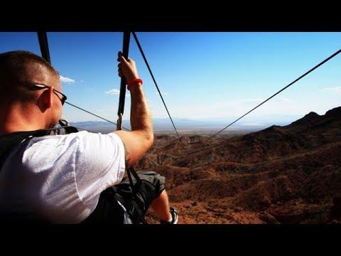 Las Vegas - Bootleg Canyon Zipline Tour
