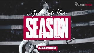 Which is your 2018/19 Arsenal Goal of the Season?