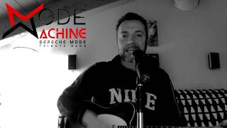 Wrong Acoustic at home @ Mode Machine - Depeche Mode Tribute Band
