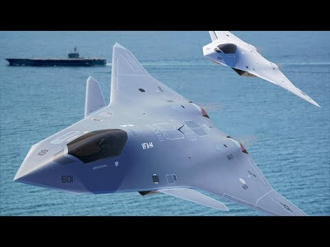 TOP 7 Future Fighter Jets