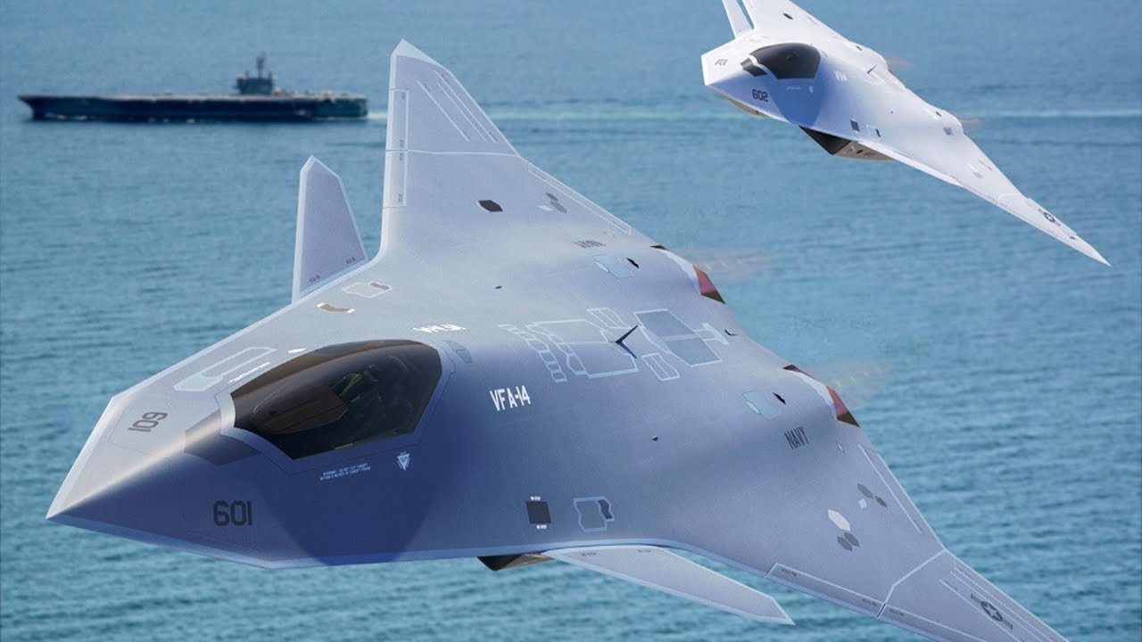 The Future Of Jet Fighters
