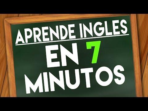 Aprende Inglés Básico en 7 Minutos con Este Sistema Muy Efectivo