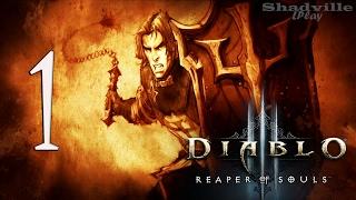 Diablo 3: Reaper of Souls (PS4) Прохождение игры #1: Путь Крестоносца