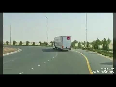 Emirates sky cargo Dubai airport.               Dubai wale ਖਿੱਚੀ ਆਉਦੇ ਕੰਮ ਨੰੂ