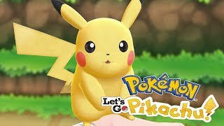 LIVE/LET'S GO PIKACHU/SURFING TO CINNABAR ISLAND/CATCHING  MELTAN AND MELMETAL