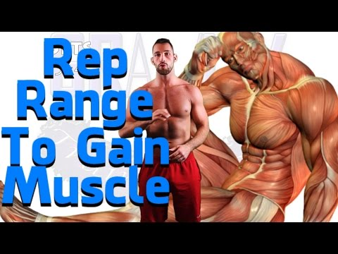 How many sets and reps to build muscle  for size, mass, strength