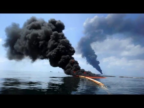 Offshore Drilling and Oil Pollution PSA