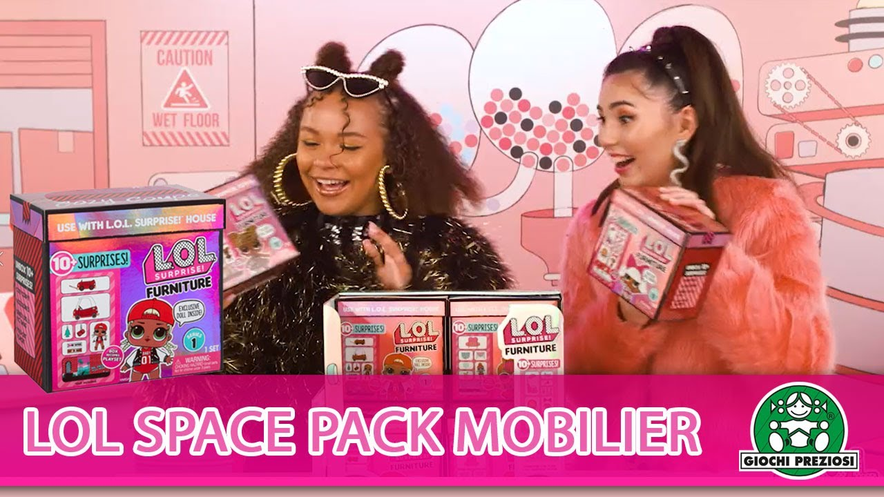 L.O.L Surprise / Space Pack / Pub TV / Giochi France