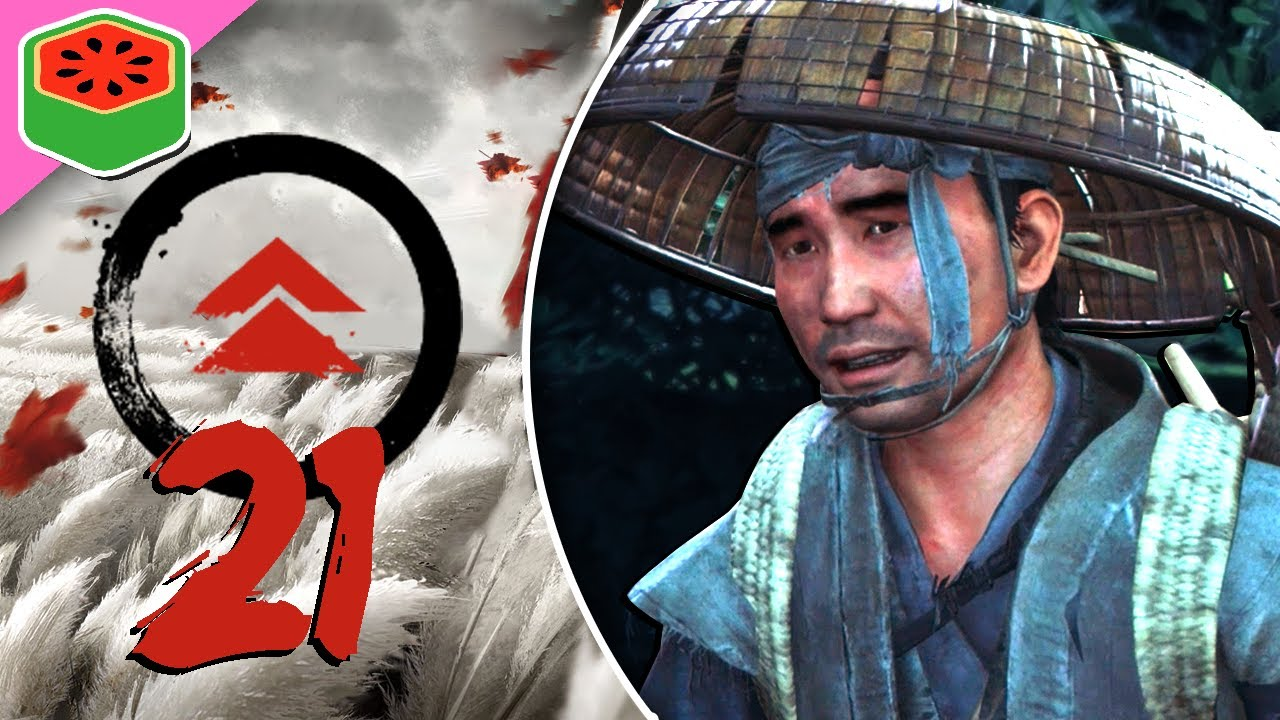 PART 21 - KENJI'S FINALE | Ghost of Tsushima Let's Play