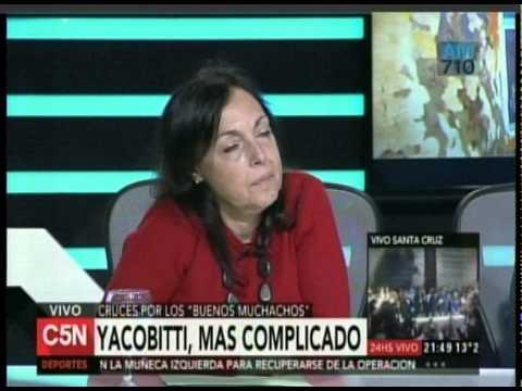 C5N - MINUTO UNO: CRUCES POR LOS BUENOS MUCHACHOS