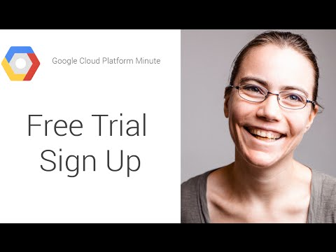 Signing up for a Free Trial