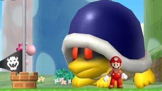 New Super Mario Bros. Wii Arcadia Another Ride - Walkthrough - #01