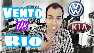 Video VW VENTO 2017 VS KIA RIO 2017 ¿CUAL COMPRAR? COMPARA CONSUMO RENDIMIENTO GASTO ANUAL DE GASOLINA download MP3, 3GP, MP4, WEBM, AVI, FLV April 2018