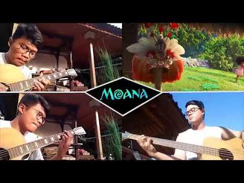 HOW FAR I,LL GO /OST. MOANA/ALESSIA CARA