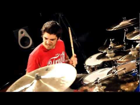 Cobus - Baha Men - Who Let The Dogs Out? (Drum Cover)