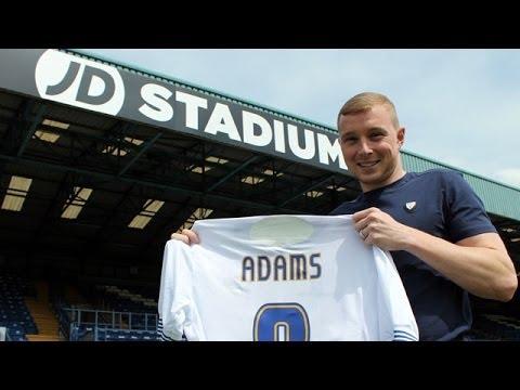 Bury FC: NIcky Adams