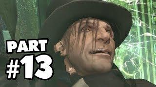 BATMAN ARKHAM ORIGINS Gameplay German - ALICE IM WUNDERLAND - Part 13