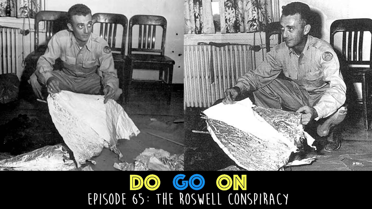 roswell conspiracy essay Download the app and start listening to the roswell ufo conspiracy today - free with a (including papers made available to her by direct descendants of the.