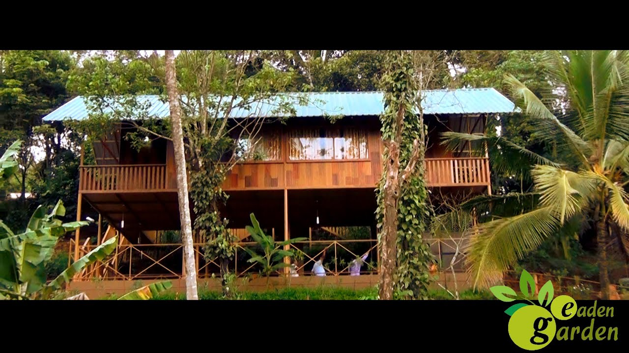 Eaden Garden Resorts at Mananthavady, Wayanad, Kerala