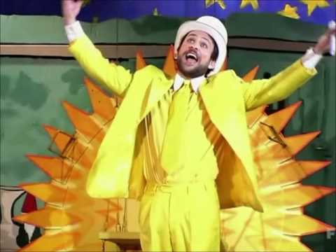 The Nightman Cometh - Charlie's song