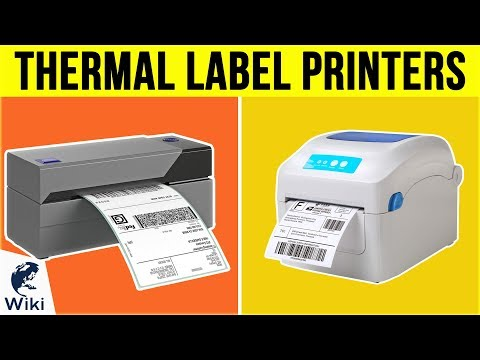 Top 10 Thermal Label Printers of 2019 | Video Review