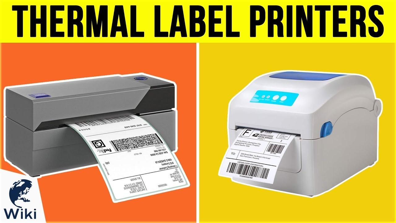 Top 10 Thermal Label Printers of 2019   Video Review