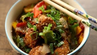 Veg Manchurian | Easy To Make Indo Chinese Cuisine | The Bombay Chef – Varun Inamdar