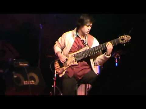 Igor Saavedra Live at University of Santiago Part 1