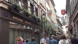 Страсбург.(снято 8 мая 2014г. во время тура по Франции., 2014-08-12T03:35:59.000Z)