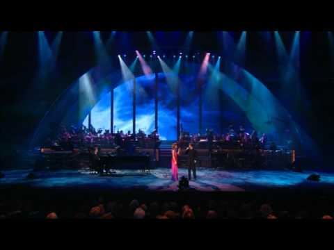 Celine Dion & Josh Groban - The Prayer (Live World Children's Day 2002) HD 720p