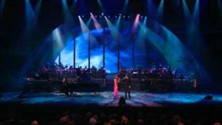 Celine Dion & Josh Groban - The Prayer (Live World Children