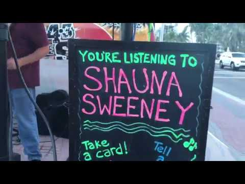 Live on Fort Lauderdale Beach with Shauna Sweeney