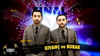 Kivanc and Burak | Magician Show | Final | Got Talent  Turkey Season 5