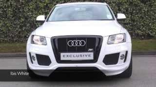Exclusive Cars (GB) - Audi ABT Q5 - Ibis White
